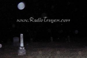 Bóng đen trong nghĩa địa