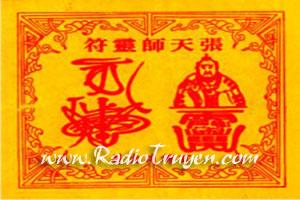Bùa lỗ ban - Hà Dương (Full)