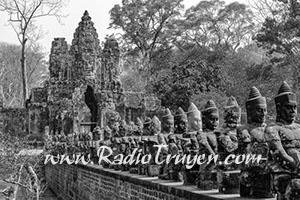 Những vong linh xứ sở chùa tháp Cambot