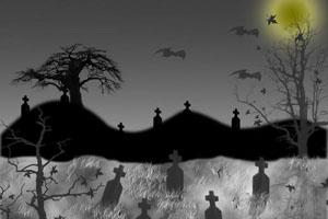 Tìm chồng đêm nghĩa địa