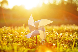 Giọt pha lê gió long lanh