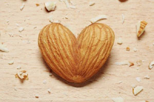 Trái tim hạnh nhân
