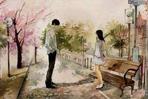 Yêu nhau trong thầm lặng