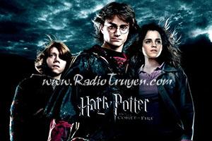 Harry Potter và Chiếc cốc lửa (Tập 4) - J.K. Rowling