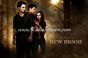 Trăng non (New Moon) - Stephenie Meyer