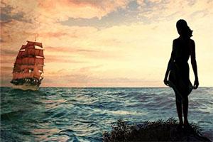 Cánh buồm đỏ thắm - Alexandre Grin