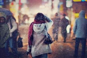 Bởi vì mùa đông này em vẫn cô đơn…