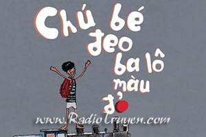 Chú bé đeo balo màu đỏ - Nguyễn Đình Tú