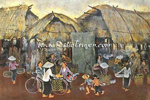 Cô Thuần chợ Ngọc - Nguyễn Hiền Lương