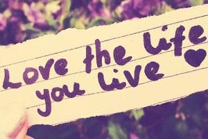 Cuộc sống, nghịch lý và tình yêu