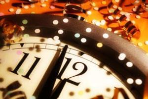 Mảnh vỡ của năm mới