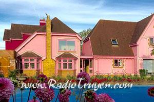 Ngôi nhà màu hồng - Ola Awonubi