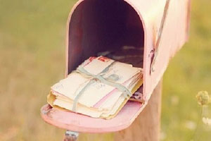Những lá thư tay