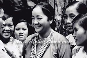 Nữ tướng Lương Hoà - Thanh Giang