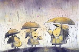 Tình yêu trong mưa