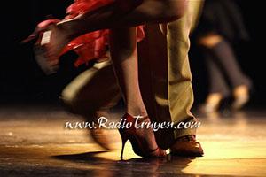 Vũ điệu Tango màu tím - Thế Đức