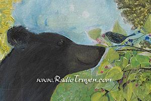 Chim Hồng Tước và Gấu