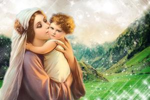 Con gái nuôi của thánh mẫu Maria