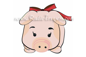 Lợn con sạch lắm rồi