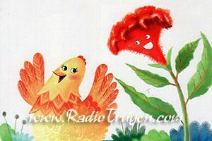 Sự tích hoa màu gà