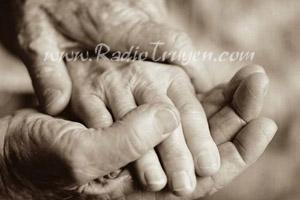 Bàn tay của mẹ...
