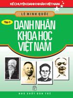 Danh nhân khoa học Việt Nam - Lê Minh Quốc