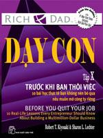 Dạy con làm giàu - Tập 10 - Trước khi bạn thôi việc - Robert & Sharon