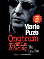 Ông trùm quyền lực cuối cùng - Mario Puzo